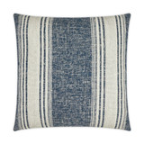 Luxury Balboa Indigo Striped Pillow