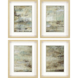 Driftwood Panels - Set of Four