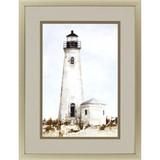 Rustic Lighthouse I Print