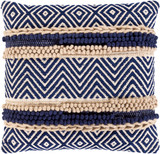 Avalon Shore Hand-Woven 22 x 22 Pillow