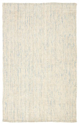 Bluffton Blues Woven Natural Jute Rug