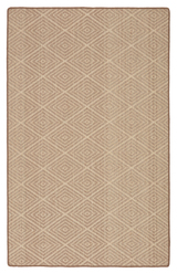 Pacific Dunes Newport Wool and Sisal Area Rug