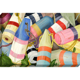 Bright Buoys Gallery Wrap Art