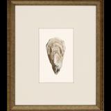 Ocean Blades Oyster Art - Set of Four.4