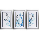 Ocean Etude Triptych Art - Set of Three