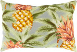 Pina Tropical Inspired 13 x 20 Pillow