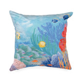 Seascape View Indoor-Outdoor Pillow