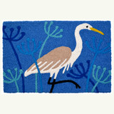 Whooping Crane Accent Rug