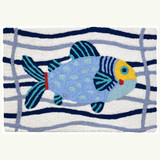 Fish Ropes Accent Rug