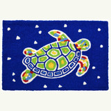 Painted Turtle Accent Rug main image