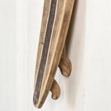 Long Board Wall Decor Replicas - Set of Three fins