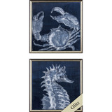 Midnight Sea Creatures- Set of Two