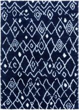 Illahee Navy Plush Rug