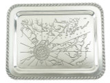 Latitudes Large Chesapeake Bay Serving Tray