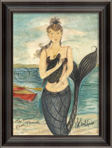Mermaid from Pocomoke Mermaid Art