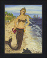 The Mermaid from Miacomet Small Art