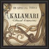 Kalamari of Colossal Dimensions black frame