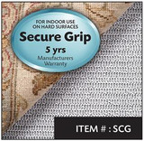 Secure Grip Rug Pad