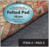 Standard Felted Rug Pad
