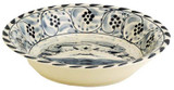Blue Crab Pasta Bowls - set of 4