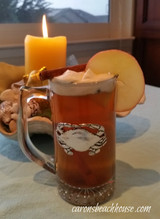 Hot Apple Cider - Perfect for Windy Stormy Days