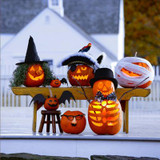 Pirate Themed Pumpkin Projects - 10 to Check Out