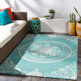 Choosing the Right Size Outdoor Rug