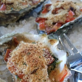 It's National Oyster Day - Try our Vermouth Baked Version