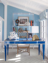 Creating a Beach Home Office Space