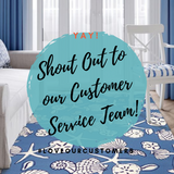 Shout Out to Our Customer Service Team!