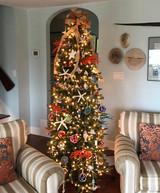 Coastal Christmas Decorating! Enter to Win