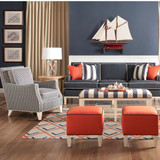Choosing the Right Size Rug - Living Room Spaces