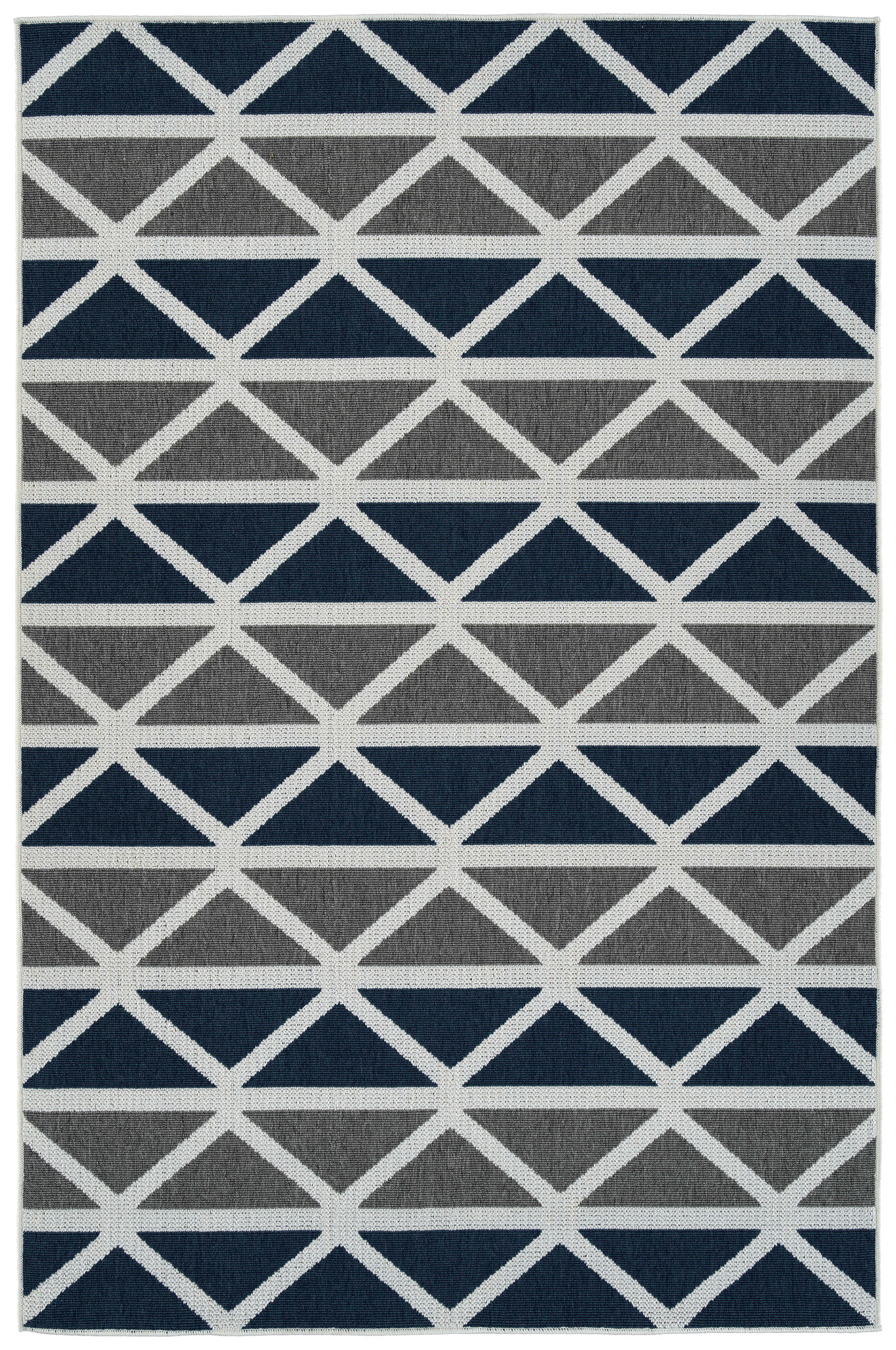 Image of: Nautical Pennant Indoor Outdoor Area Rug Caron S Beach House