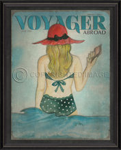 Voyager Abroad Art - June 1990