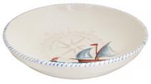 Sailboat Large Serving Bowl