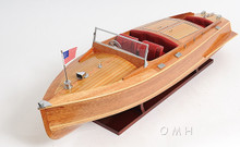 Large Chris Craft Runabout Model 2