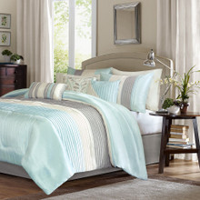 Oceanside Resort Comforter Set - Queen Size