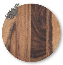 Starfish Acacia Wood Cheese Board