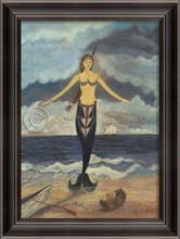Mermaid From Maddequet Wall Art