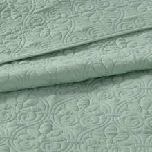 Hudson Bay Seafoam Green King Size Coverlet Set