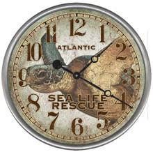 Sea Turtle Rescue Clock