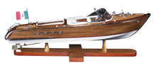 Aquarama Luxury Model Speedboat