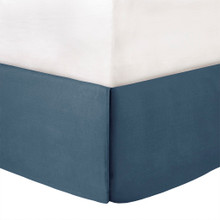 Neptune 7-Piece King Size Comforter Set bedskirt