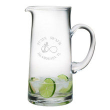 Custom Coordinates Infinity Anchor Large Pitcher