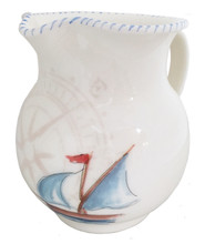 Sailboat 68 oz. Pitcher