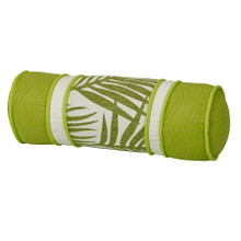 Capri Palm Neckroll Pillow