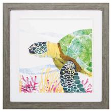 Sea Creature Turtle Art