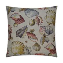Shell Game Elegant Pillow