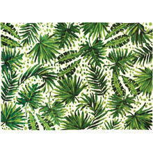 Palm Rain Forest Rug side view