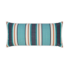 Montauk Stripes Lumbar Pillow